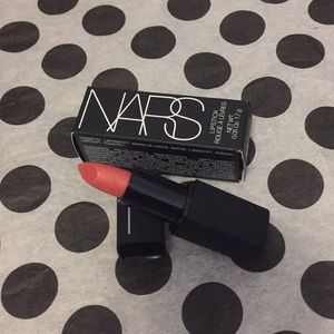 🆕NARS Satin Lipstick Mini in Orgasm💕💕